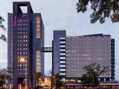 exterior view 1 - hotel mercure amsterdam city - amsterdam, netherlands