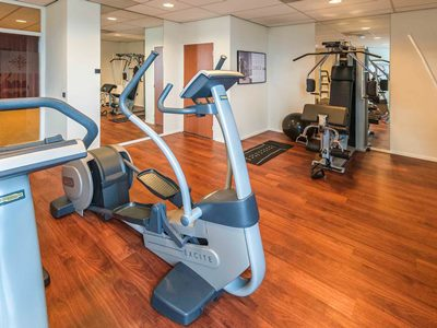 gym - hotel mercure amsterdam city - amsterdam, netherlands