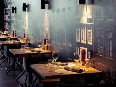 restaurant 1 - hotel mercure amsterdam city - amsterdam, netherlands