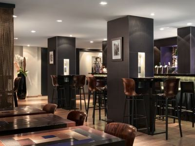 bar - hotel hilton the hague - the hague, netherlands