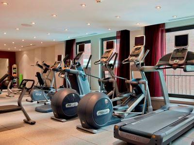 gym - hotel hilton the hague - the hague, netherlands
