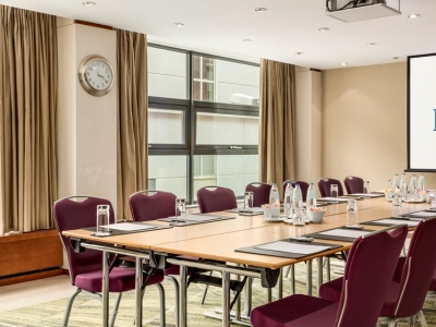 conference room 1 - hotel hilton the hague - the hague, netherlands
