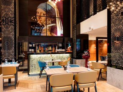restaurant 1 - hotel hilton the hague - the hague, netherlands