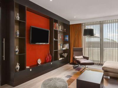 suite - hotel hilton the hague - the hague, netherlands