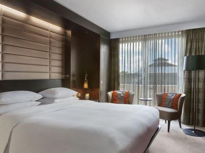 suite 1 - hotel hilton the hague - the hague, netherlands