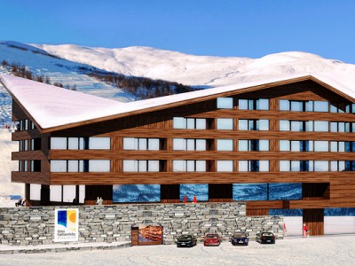Myrkdalen Mountain Resort