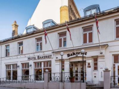 Best Western Plus Hotel Bakeriet