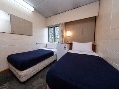bedroom 6 - hotel zest ok auckland - auckland, new zealand