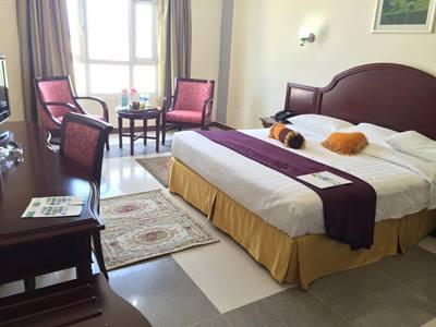 bedroom - hotel resort ras al hadd holiday - sur, oman