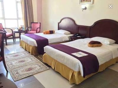 bedroom 1 - hotel resort ras al hadd holiday - sur, oman