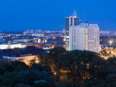 Novotel Centrum Poznan