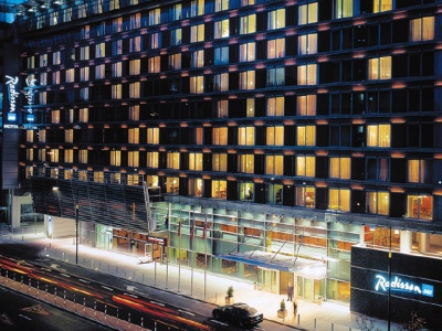 Radisson Blu Centrum(No Refund)(Min 3nt)