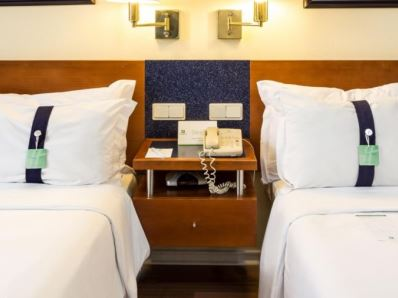 bedroom 5 - hotel holiday inn lisbon - lisbon, portugal