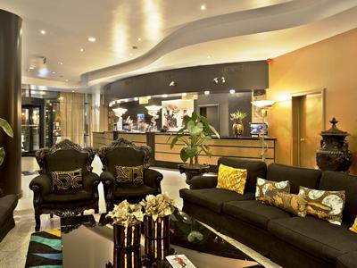 lobby 1 - hotel mundial - lisbon, portugal