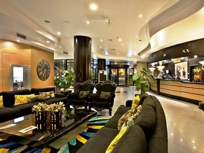 lobby 2 - hotel mundial - lisbon, portugal