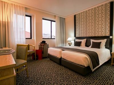 bedroom 2 - hotel mundial - lisbon, portugal