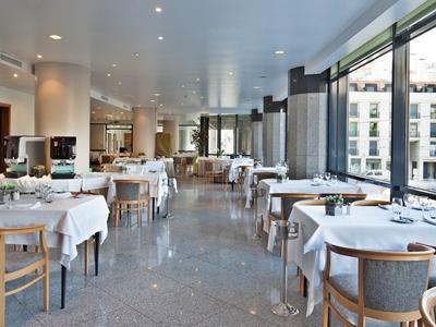 breakfast room - hotel mundial - lisbon, portugal
