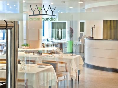 breakfast room 1 - hotel mundial - lisbon, portugal