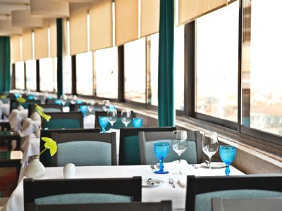 restaurant - hotel mundial - lisbon, portugal