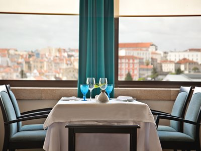 restaurant 1 - hotel mundial - lisbon, portugal