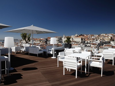 bar 4 - hotel mundial - lisbon, portugal