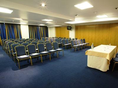 conference room - hotel mundial - lisbon, portugal
