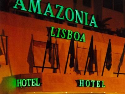Amazonia Lisboa (Economy)