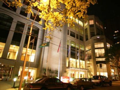 Crowne Plaza Hotel Asuncion