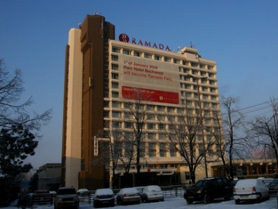 Ramada Parc (Business)(Free Spa Access)