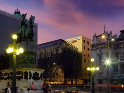 Courtyard Belgrade City Center