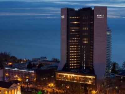 Hyatt Regency (Sea View Twin)