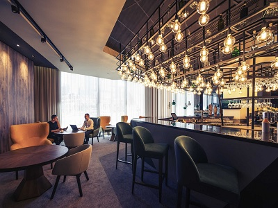 bar - hotel mercure saransk center - saransk, russia