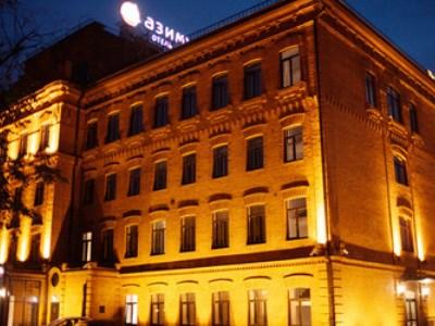 莫斯科阿兹慕塔尔斯卡娅酒店 (高级房)