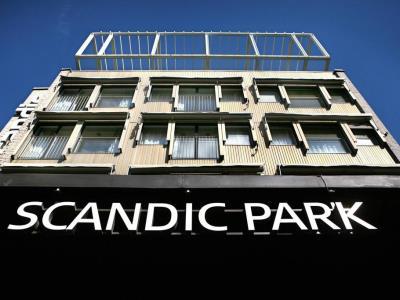 exterior view - hotel scandic park stockholm - stockholm, sweden