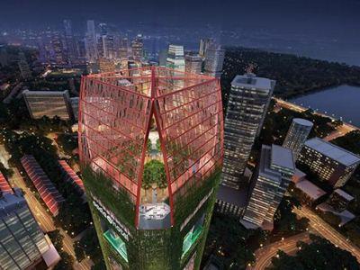 Oasia Hotel Downtown Singapore (オアシアホテルダウンタウンシンガポール)