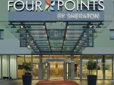Four Points By Sheraton Ljubljana Mons