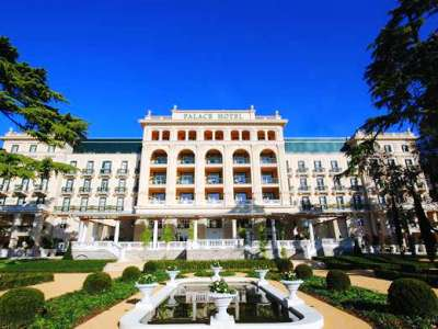 Kempinski Palace(Sea View-Special Offer)