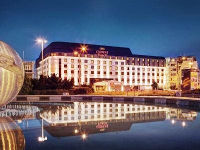 Crowne Plaza Bratislava (Special Offer)