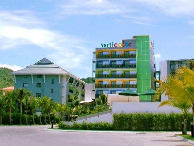 蘇梅島維緹卡勒酒店