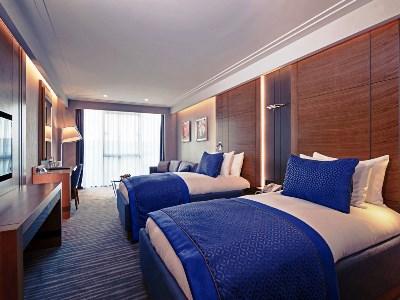 bedroom - hotel movenpick bursa thermal spa - bursa, turkey