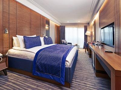 bedroom 1 - hotel movenpick bursa thermal spa - bursa, turkey