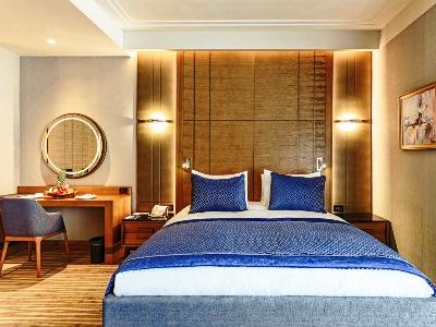 bedroom 3 - hotel movenpick bursa thermal spa - bursa, turkey