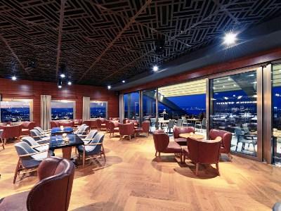 bar 1 - hotel movenpick bursa thermal spa - bursa, turkey