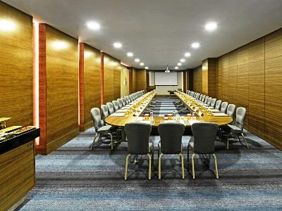 conference room 1 - hotel movenpick bursa thermal spa - bursa, turkey