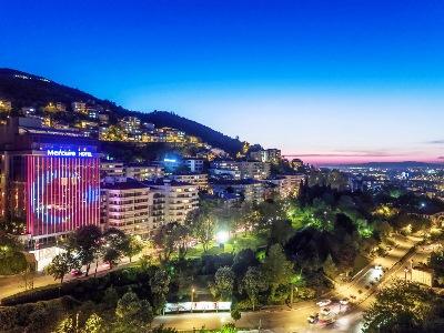 exterior view - hotel movenpick bursa thermal spa - bursa, turkey