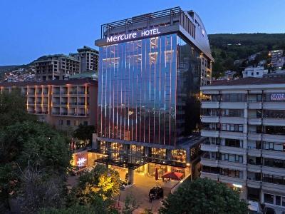 exterior view 1 - hotel movenpick bursa thermal spa - bursa, turkey