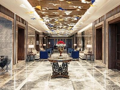 lobby - hotel movenpick bursa thermal spa - bursa, turkey