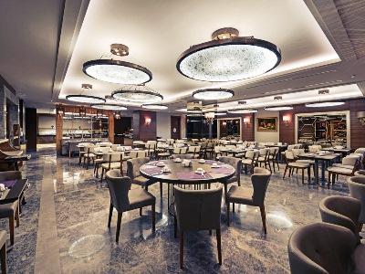 restaurant 1 - hotel movenpick bursa thermal spa - bursa, turkey