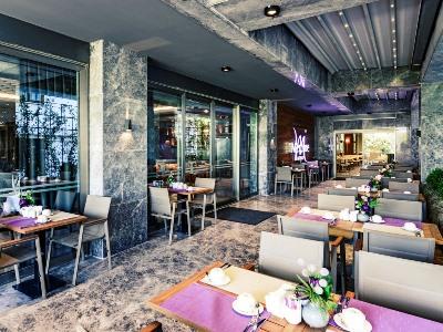restaurant 2 - hotel movenpick bursa thermal spa - bursa, turkey