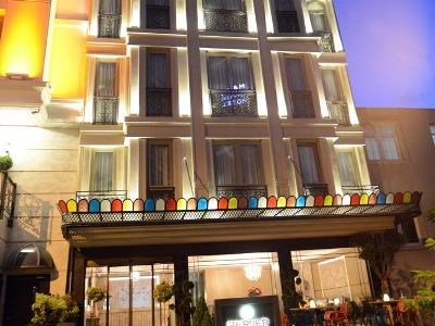 Berjer Boutique Hotel And Spa